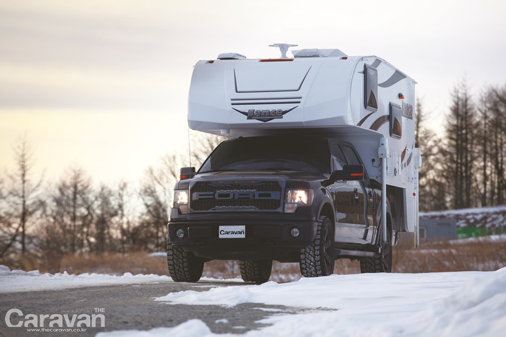 all new Lance 650 Truck Camper의 진면목 - 매거진 더카라반